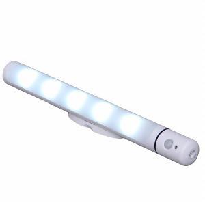 アイリスオーヤマ 乾電池式LEDセンサーライトウォールタイプ...