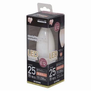 アイリスオーヤマ LEDフィラメント電球 E12タイプ25形...