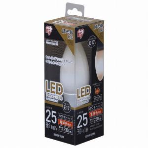 アイリスオーヤマ LEDフィラメント電球 小形電球25W形相...