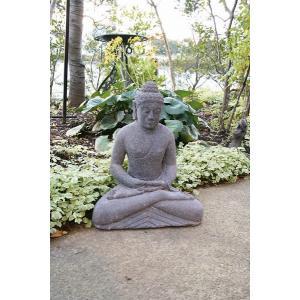 (メーカー直送) 仏像 No.1 ガーデンオーナメント 置物 おしゃれ ガーデン ガーデニング 28302 ジャービス商事 JARBIS|e-connect