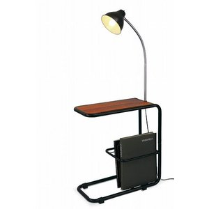 イディアル サイドテーブルライト IDEAL Black(ブラック) KL-20063 おしゃれなサイドテーブルライト|e-connect
