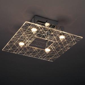 LD-2982-L 山田照明 シーリングライト クロームメッキ LED