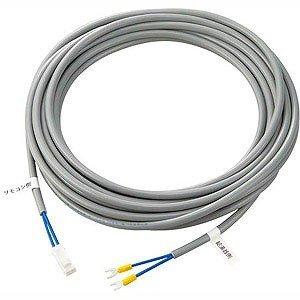 0700075 ノーリツ 浴室リモコンコードS(2芯) 8A 8m 給湯器|e-connect
