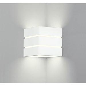 入隅コーナー用ブラケット LED(電球色) 壁 オーデリック OB081021LD|e-connect