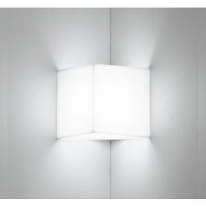 入隅コーナー用ブラケット LED(電球色) 壁 オーデリック OB081025LD|e-connect
