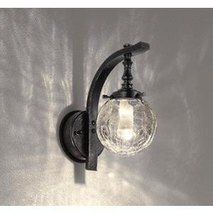 ポーチライト LED(電球色) 屋外 玄関灯 オーデリック OG254030LC e-connect