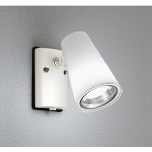 屋外用スポットライト LED(昼白色) センサー付 オーデリック OG254341ND e-connect