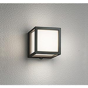 ポーチライト LED(電球色) センサー付 屋外 玄関 オーデリック OG254611|e-connect
