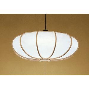 和風ペンダント LED(昼白色) 〜12畳 天井照明 和室 オーデリック OP252368N|e-connect