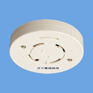 SH5900 パナソニック ガス漏れ警報器 ガス当番丸型ベース ミルキーホワイト e-connect