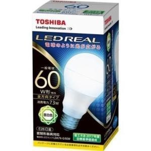 (在庫有 即納) LED電球 一般電球形(全方向タイプ)LDA7N-G/60W 東芝 LED(昼白色) 810lm (E26)|e-connect