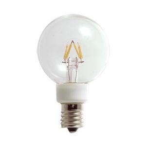(在庫有 即納) ULEF100V-0.6W27/G5E17 (ウシオ/USHIO) LED電球 LEDフィラメント電球 Let