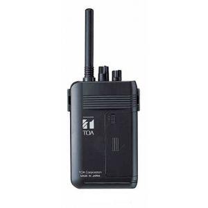 WM-1100 TOA ワイヤレスガイド携帯型送信機|e-connect