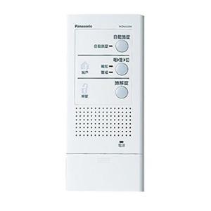 WQN4503W パナソニック 電気錠操作器(1回路)(露出型)|e-connect