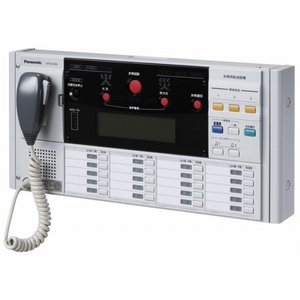 WR-EC500A パナソニック 音声警報機能付非常リモコン(20局) e-connect