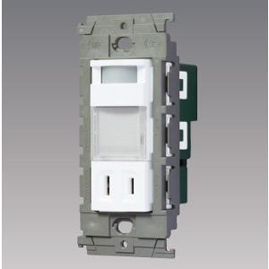 アドバンスシリーズ埋込熱線センサ付ナイトライト パナソニック WTL4065W