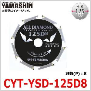 CYT-YSD-125D8 山真製鋸 e-connect