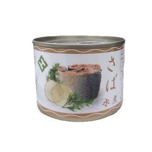 華和インターナショナル さば水煮 缶詰 190g 24缶   『送料無料(沖縄・離島除く)』|e-convini