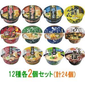 スナオシ カップ麺 12種 各2個セット(計24個) 『送料無料(沖縄・離島除く)』 e-convini