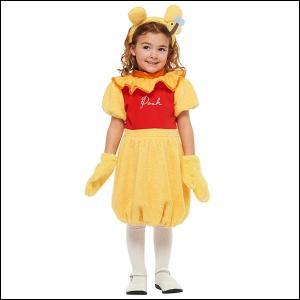 ハロウィンコスチューム 子ども用プーS Child Pooh − S