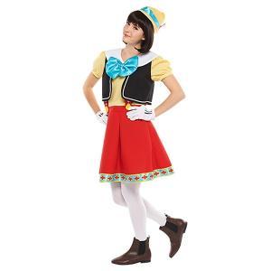 ハロウィンコスチューム ピノキオ Adult Pinoccio  【商品番号】 No.29640  ...