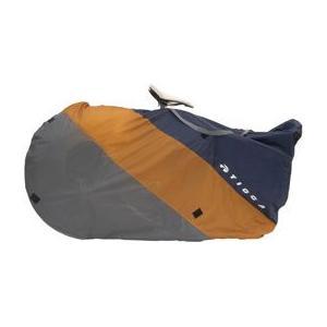 【M】TIOGA/タイオガ 輪行袋 TIG 035 コクーン 26-700C キャメル/ネイビー/グレー/TR25176142|e-cycle