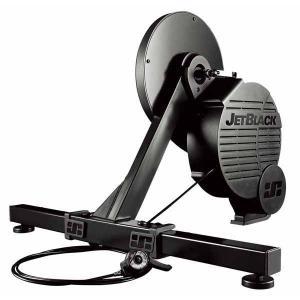 【送料無料】【A】ジェットブラック(JETBLACK) Whisper Drive ダイレクトドライブトレーナー/JET-WHISPERDRIVE|e-cycle