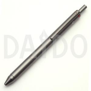 ロットリング フォーインワン 多機能ペン (3色ボールペン+シャープペン) ガンメタル|e-daido
