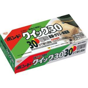 接着剤 コニシ ボンド DIY クイック30 80g×10個 小箱