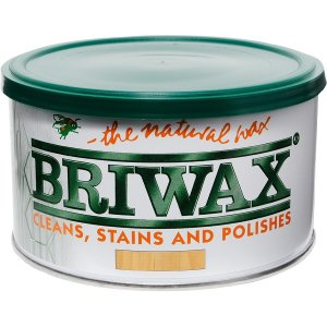 BRIWAX ブライワックス トルエンフリー 01 アンティークブラウン 370ml