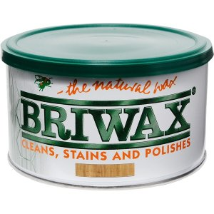 BRIWAX ブライワックス トルエンフリー 10 オールドパイン 370ml