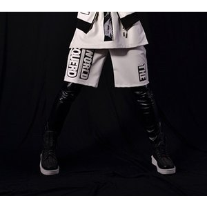 b系 メンズ ダンス衣装 パンツ 細身 男性用 演出服 練習着|e-dance