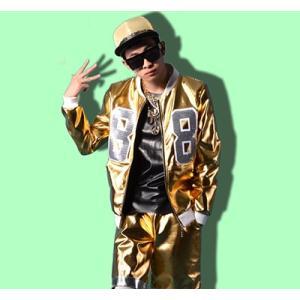 b系 メンズ ダンス衣装 コート 細身 男性用 演出服 練習着|e-dance