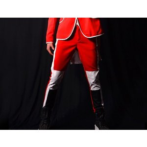 b系 メンズ ダンス衣装 ズボン 細身 男性用 演出服 練習着|e-dance