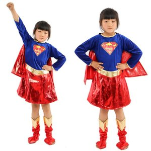コスプレ スーパーマン  キッズ 子供用 キャラクター 子供 コスチューム ハロウィン 仮装 コスチューム 制服 クリスマス イベント ディズニー メンズ 大人 衣装|e-dance