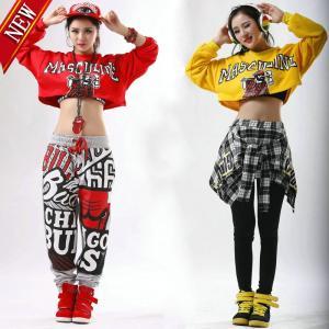 トレーナー 長袖 ジャズダンス  レディース ファッション ストリートダンス お買い得 ダンス衣装 ボリュームたっぷり 派手 ダンス衣装|e-dance
