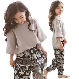 子供服 tシャツ 女の子 韓風 コットン100% 半袖 子供服 キッズウェア トップス  カジュアル 110 120 130 140 150 160|e-dance