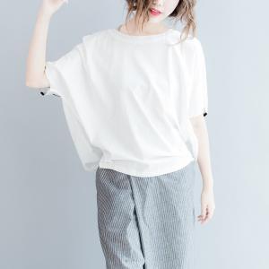 シャツ ワイシャツ レディース トップス ファッション 半袖 おしゃれ サラッとして 棉 夏 カジュアル レディース ガールズ|e-dance