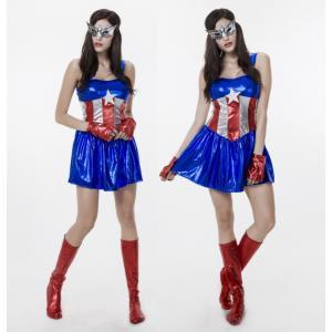 ハロウィン コスプレ スーパーマン スパイダーマン バットマン 大人 コスプレ衣装 アニメ 仮装 変装|e-dance