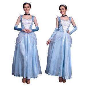 ハロウィン コスプレ ディズニー プリンセス ドレス ワンピース コスチューム 女性用 ハロウィングッズ  ハロウィンパーティー e-dance