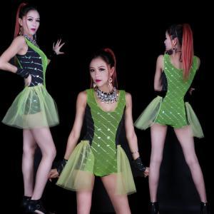一体化服 ダンス衣装 舞台衣装 舞台服 イベント 発表会 |e-dance