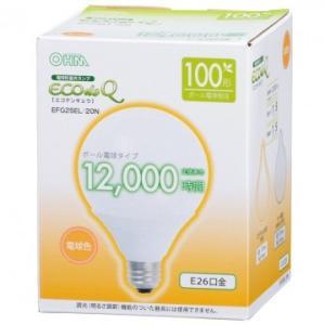 商品説明 特 徴 ●一般球(口金E26)がついている器具にそのまま使用できる電球形蛍光ランプです。 ...