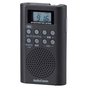 オーム電機 AudioComm ワイドFM対応...の関連商品4