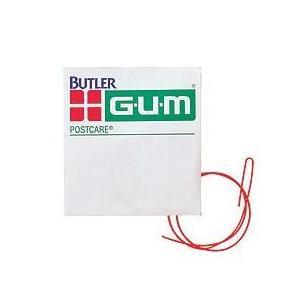 サンスター/バトラー 歯科用 ポストケア #842P 1本/1袋 長さ約30cm インプラント用デンタルフロス|e-dent