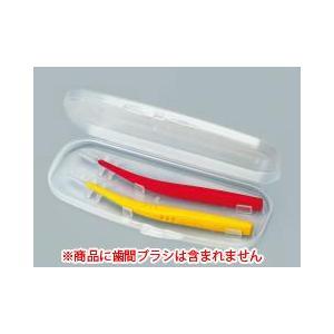 ジーシー(GC)歯科用 プロスペック 歯間ブラシ カーブ ケース 歯間ブラシ ケース 1箱|e-dent