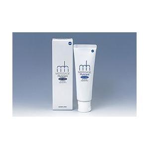 松風 メルサージュ ヒスケア 1本 歯磨き粉 80g/本 知覚過敏用 医薬部外品 薬用歯磨|e-dent