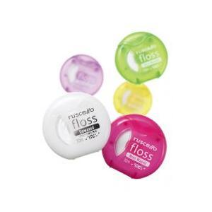 ジーシー(GC)歯科用 ルシェロ フロス 30m アソートセット 6個入(アンワックス2個+ミントワックス4色各1個)|e-dent