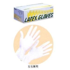 【ムツミ】【歯科用】ラテックスグローブ 左右兼用 パウダーフリー 1箱100枚入 サイズ3種(XS・S・M・)【ディスポーザブル手袋】|e-dent
