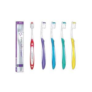 ジーシー(GC)歯科用 ルシェロ B−30 グラッポ 5本セット 歯ブラシ やわらかめ 全5色(各色1本)Grappo|e-dent