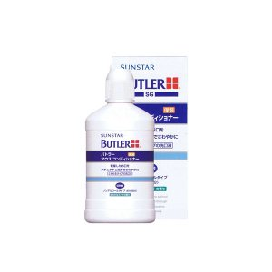 サンスター/バトラー 歯科用 バトラー マウスコンディショナー 1本 保湿洗口液 250ml/本|e-dent